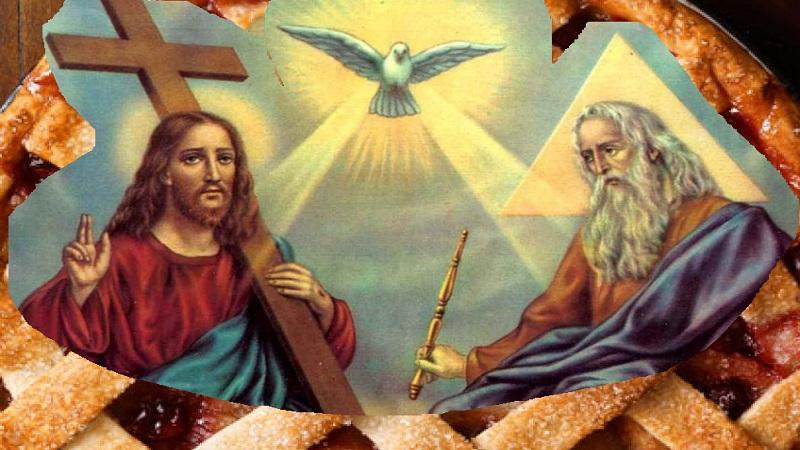LITANIJE PRESVETOM TROJSTVU - Rastimo u Gospodinu