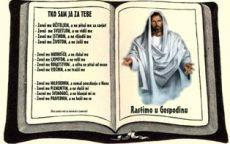 Biljeznica Rastimo u Gospodinu Mala