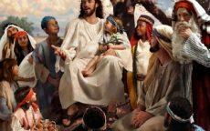 Isus s narodom