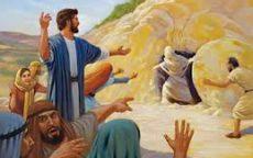 isus uskrisuje lazara