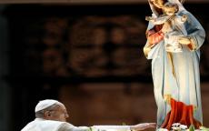 papa i bezgresno zacece