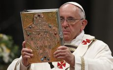papa i biblija