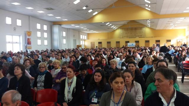 Prvi susret zajednica Obnove u Duhu Svetome