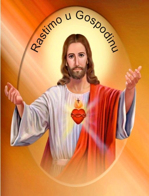 Srce Isusovo - Rastimo u Gospodinu