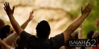 dignute ruke u molitvi