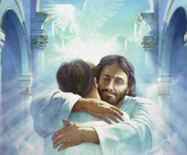 Isus ljubi covjeka