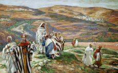 Isus salje dvojicu po dvojicu 2