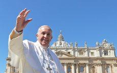 Papa franjo s karizmaticima u Rimu 2