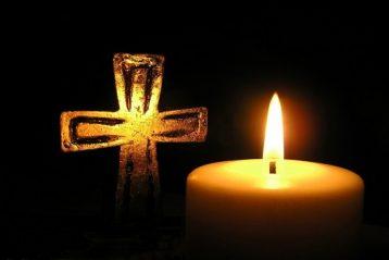 svijeca za pokojne