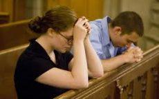 u molitvi