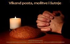 vikend sutnje molitve i posta 2