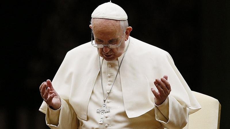 Papa Franjo - Krštenje u Duhu Svetom